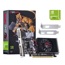 Placa De Vídeo Geforce Gt210 1gb Ddr3 64bits Pcyes Envio 24h