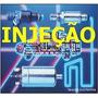 Curso De Injeção Eletrônica Automotiva 10 Dvds Fretes Grátis
