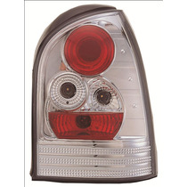 Lanterna Altezza Vw Gol G3 99 00 01 02 03 04 05 Cromado