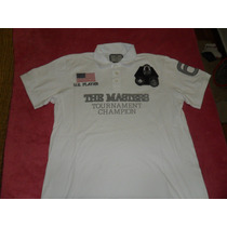 Camiseta Polo Cia Ypslon & Brand Tamanho Gg