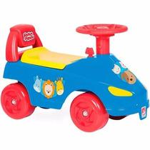 Carro Passo A Passo Pop Azul
