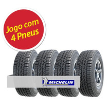 Kit Pneu Aro 16 Michelin 215/65r16 Ltx Force 98t 4 Unidades