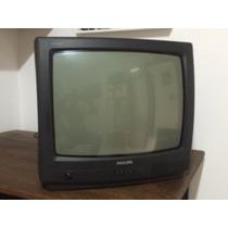 Tv 20 Polegadas Philips Gl1049 - Em Perfeito Estado