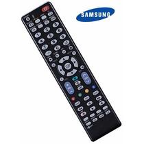 Controle Remoto Para Tv Led/lcd Samsung, Blu-ray , Dvd,