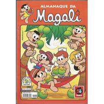Gibi Almanaque Da Magali #41 - Gibiteria Bonellihq