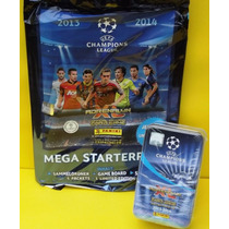 Cards Champions League 2013/2014 Album Lata 13 Envelopes +++