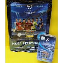 Cards Champions League 2013/2014 Album Lata 13 Envelopes +++