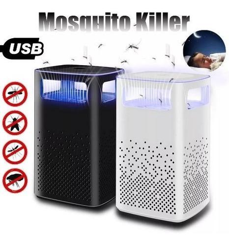 Lampada Mata Mosquitos Pernilongos E Insetos Qualidade
