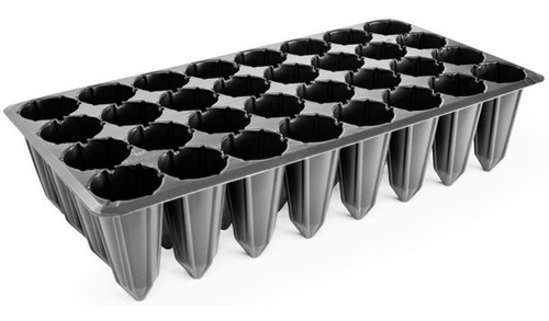 Bandeja Para Produção De Mudas 32 Células - 50 Unidades