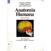 Atlas Fotografico De Anatomia Humana 5ª Ed. Yokochi - Ebook