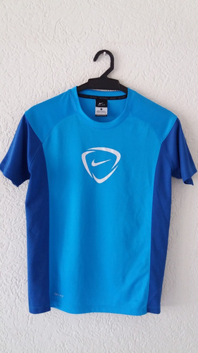 0a5ba3601 Camisa Nike Dri-fit Original Infantil - Tamanho G
