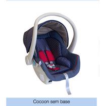 Bebe Conforto Galzerano Cocoon Azul - Gratis P Todo Brasil