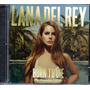 Cd Lana Del Rey - Born To Die The Paradise Edition Original