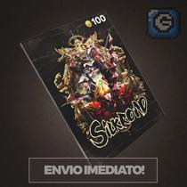 Silkroad - 100 Silks - Level Up - Envio Imediato!