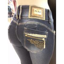 Calça Feminina Jeans Pit Bull - Modelo Novo - Cod034