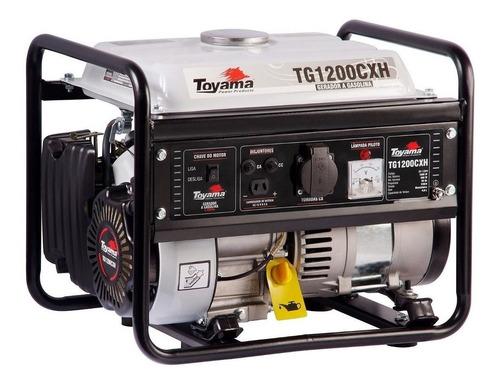 Gerador Portátil Toyama Tg1200cxh-220v 1100w Monofásico Com Tecnologia Avr 220v
