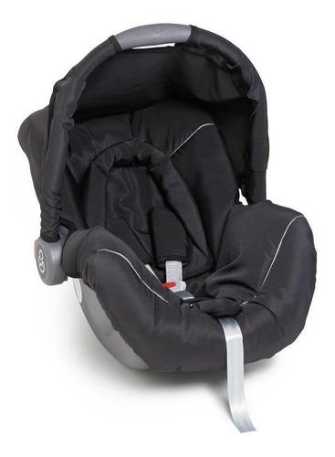 Bebê Conforto Galzerano  Piccolina Preto/cinza