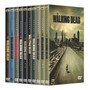 Box The Walking Dead - 1ª Á 9ª Temporada Dublado - 40 Discos Original