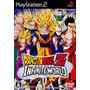 Patche Dragon Ball Z Infinite World (gameps2)