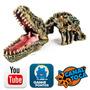 Enfeite De Resina Soma Action Dinossauro Moviment 040663