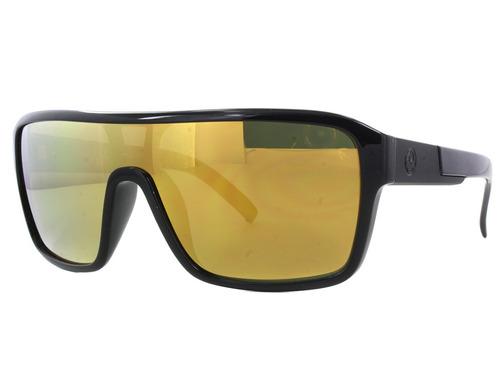 8d290b7a39090 Óculos Sol Dragon Preto Dourado Original Nota + Garantia. R  269