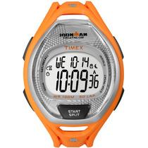 Relógio Timex Ironman Sleek 50-lap T5k512wkl/tn