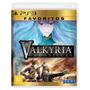 Valkyria Chronicles Ps3 Favoritos Midia Fisica Lacrado