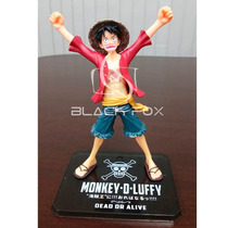 Boneco One Piece Action Figure Monkey D Luffy Pronta Entrega