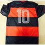 Camisa Flamengo Retro Lubrax Zico 1985 Oficial Adidas