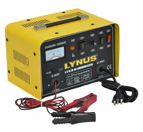 Carregador De Baterias 150a 12 / 24v Lcb - 25 Lynus ( 220v )