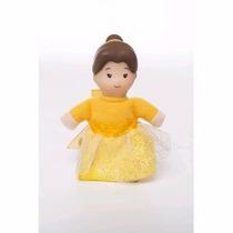 Boneca Da Estrela Fofolete Princesas Disney Bela
