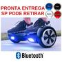 Skate Elétrico De 2 Rodas Auto Balanço Frete Gratis!!!