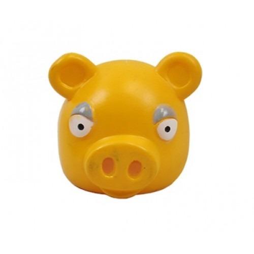 Brinquedo Vinil Angry Birds Porco Amarelo