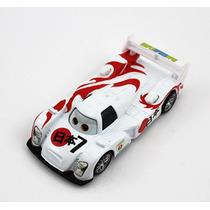 Disney Cars 2 Shu Todoroki Original Mattel Loose Mcqueen