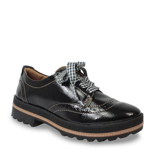99ba91f7f Sapato Oxford Dakota Feminino G1021 Verniz