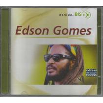 Cd Duplo Edson Gomes - Série Bis - 2 Cd