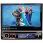 Toca Cd Dvd Automotivo Audioart Ar-700 Lcd 7 Retratil Touch
