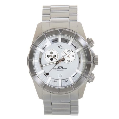 Relógio Rip Curl K55 Ats Silver