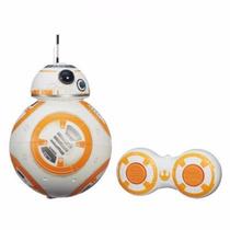 Robô Dróide Star Wars Dróid - Bb-8 - Eletrônico Hasbro
