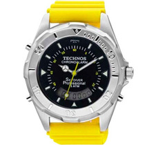 Relógio Technos Masculino Performance Skydiver T20562/8y