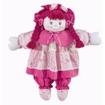 Boneca De Pano - Pink