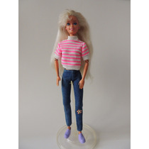 Barbie Mattel (n-1) Boneca Antiga - Collecting Toys Ano 1993