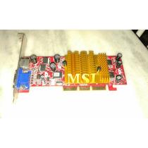Placa De Video Msi Mx4000