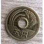 Moeda Japonesa 5 Yens Com Furo Original Valor R$100,00 Reais