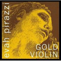 Corda Evah Pirazzi Mi Gold. Made In Germany