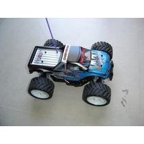 Automodelo Eletrico Huanqui Big Foot Ep 4x4 1/18