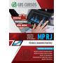 Apostila Digital Mp Rj 2016 Técnico Área Administrativa Lbs