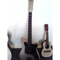 Guitarra Tonante Finder Rei Modificada Anos 60