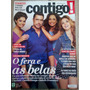 Contigo Ed:2049 Camila Pitanga - Viviane Araujo - Angelina J