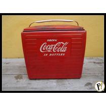 Antigo Cooler Geladeira Coca Cola Original Anos 50
